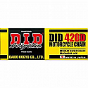 420H-90 LINK SSS SOLID BUSH DRIVE CHAIN