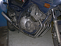 YAMAHA XJ900S DIVERSION (95-02) PREDATOR 4-2 SYSTEM ROAD WITH R/BAFFLES IN S/STEEL