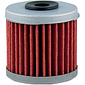 LML STAR 125 4T, STAR 150 4T, STAR 125 4T AUTOMATICA, STAR 151 4T AUTOMATICA 2010-2015 OIL FILTER REPLACEABLE ELEMENT PAPER