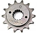 740-15 FRONT SPROCKET CARBON STEEL