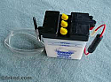 MOTORCYCLE BATTERY 6N2-2A-8 BUDGET 6V