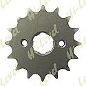 562-10 FRONT SPROCKET SUZUKI LT-A50 02-05, KAWASAKI KFX50 03-06