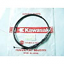 KAWASAKI AE50, AE80, KX80 CLUTCH CABLE PART No 54011-1065