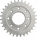 279-32 REAR SPROCKET HONDA CD250U 1988-1989