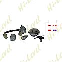 HONDA GL1500 1997-2003 (4 WIRES) IGNITION SWITCH LOCK SET