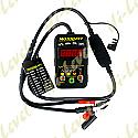 MOTOBATT MINI ELECTRONIC BATTERY & SYSTEM TESTER, 12V BATTERY