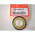 Genuine dust seal, steering head pipe Honda XRV-750 Africa Twin, XLV-400/600/650/700 Transalp, XR-250/400/600/650, NX-250/650 Dominator, FMX-