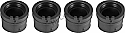 HONDA CBF600N, CBF600S 2008-2010 (O.E REF. 16211-MER-R60) CARB TO HEAD RUBBERS (PER 4)