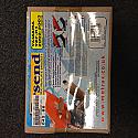YAMAHA YZF R1 2002-03 MOTRAX RRSEND NUMBER PLATE BRACKET