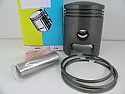 MZ 250ETZ PISTON KIT STD TO 1.00 OVERSIZE TAIWAN