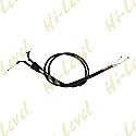 YAMAHA YBR125 2005-2009 THROTTLE CABLE