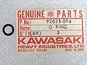Kawasaki KZ750 O-Ring 92055-094