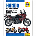 HONDA VTR1000F FIRESTORM, HONDA VTR1000F SUPER HAWK, HONDA XL1000V 1997-2007 WORKSHOP MANUAL