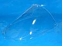AIRBLADE SCREEN DOUBLE BUBBLE CLEAR APRILIA RS125/250