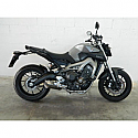 YAMAHA MT-09, MT-09 ABS, MT-09 ABS STREET RALLY, MT-09 ABS TRACER, MT-09 ABS SPORT TRACKER 2014-2016 FORCE FULL SYSTEM STAINLESS STEEL MUFFLER & HEADER