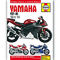 YAMAHA YZF-R1 1998-2003 WORKSHOP MANUAL
