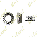 STEERING TAPER BEARING ID 26mm x OD 47mm x THICKNESS 15mm (OE STYLE)