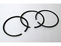 PISTON RING SET CB200 1.00 OVERSIZE