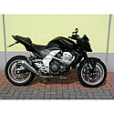 KAWASAKI Z750, KAWASAKI 750 ABS, KAWASAKI Z750R, KAWASAKI Z750R ABS, KAWASAKI Z750R ABS BLACK EDITION 2002-2012 EVO IV MUFFLER STAINLESS STEEL