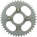 999-52 REAR SPROCKET HONDA CT125 WITH PEGS