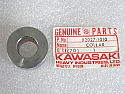 Kawasaki NOS NEW 92027-1010 LH Left Rear Axle Collar KL KL250 KLR250 1978-8