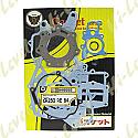 HONDA CR250RE 1984 GASKET FULL SET