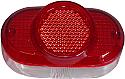 Rear Light Lens Honda C100 Early