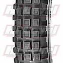 HEIDENAU 400T-18 BLOCK TRAIL TYRE TUBELESS K67 (64T) SOFT