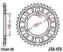 479-38 REAR SPROCKET CARBON STEEL