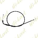 SUZUKI GS550-GS1000 CHROME END THROTTLE CABLE