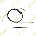 YAMAHA PULL RD500LC (SPLITS INTO THREE) THROTTLE CABLE