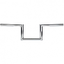"KHROME WERKS ZED DIMPLED 25,4 MM O.D. HANDLEBAR 5"" CHROME"
