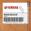 YAMAHA TRANSMISION WASHER 90209-30343-00FJR1300