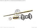 (16012-331-771) NEEDLE SET, JET CB125S