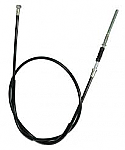 HONDA C50, HONDA C70, HONDA C90 1975-1984, YAMAHA T50, YAMAHA T80 (GREY) FRONT BRAKE CABLE