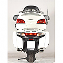 HONDA GL1800 GOLDWING, GL1800 ABS GOLDWING, GL1800 ABS GOLDWING AIRBAG, GL1800B ABS GOLDWING F6B 2013-2016 RECTANGULAR MUFFLERS STAINLESS STEEL