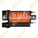 IGNITION COIL 12V CDI TWIN LEAD 2 TERMINAL HONDA CBR1100XX (80MM)