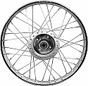 HONDA C90 CUB 93-03 USING 210304 SHOES (RIM 1.40 x 17) REAR WHEEL