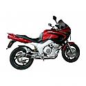 YAMAHA TDM850 1991-2001 FULL 2-1 EXHAUST SYSTEM 200mm CARBON RACE SILENCER
