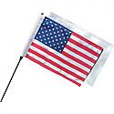 KURYAKYN ANTENNA FLAG MOUNT WITH FLAG