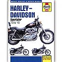 HARLEY DAVIDSON SPORTSTERS 1970-2010 WORKSHOP MANUAL