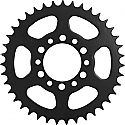 845-45 REAR SPROCKET YAMAHA YZ100 80-81, IT125 80-84, SR250 80-82