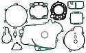 KAWASAKI KDX125A1-2, B1-2 1990-1994 GASKET FULL SET