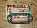 Kawasaki KZ400 Chain Tensioner Gasket 12056-002