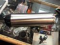 HONDA CBR900RRY 954cc FIREBLADE (00-02) PREDATOR HEX SILENCER WITH CARBON TIP R/BAFFLE
