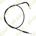 KAWASAKI KLR650A1-A3 1987-1989, 1995-2007, KAWASAKI KLR250 1985-2005 CHOKE CABLE