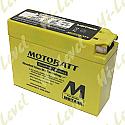MOTOBATT BATTERY MBT4BB FULLY SEALED CT4B-5, CT4B-BS (20)