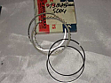 Kawasaki KZ 200_900 Z1 PISTON RINGS et 13025-5004 Piston Rings Set Piston 0,020
