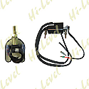 IGNITION COIL 12V POINTS TWIN LEAD 2 WIRES (90MM)
