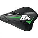 """ROX SPEED FX GUARD FLEX-TEC PLASTIC 22 MM (7/8"""") GREEN"""